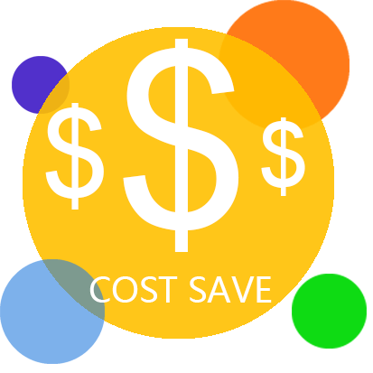 Cost save