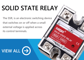 DC OR AC SOLID STATE RELAY