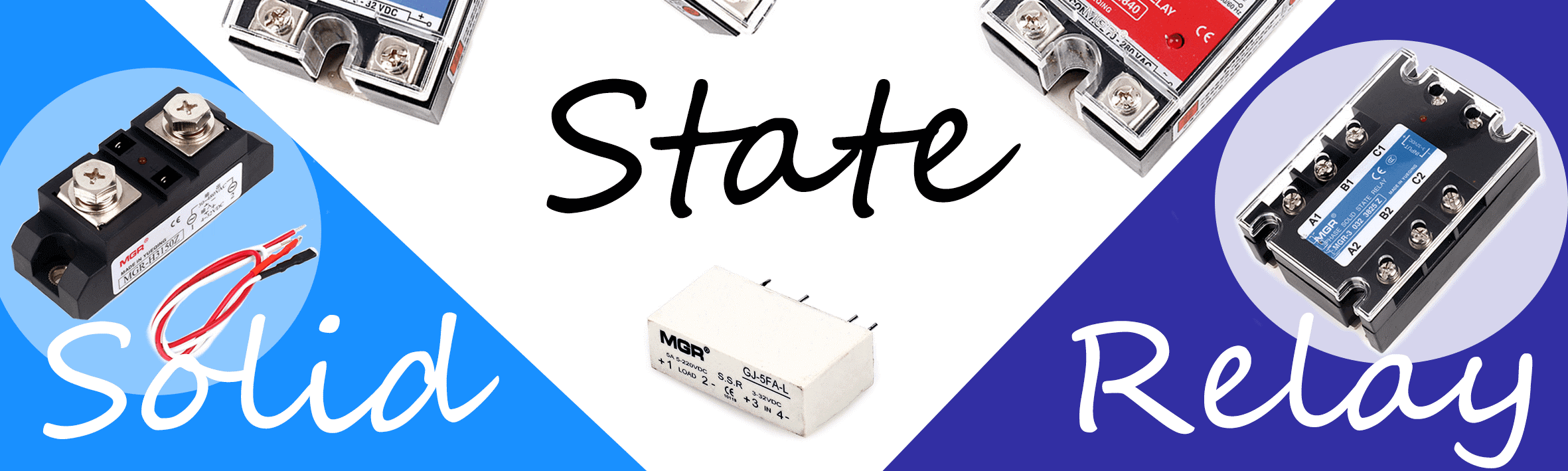 What Is The Solid State Relay Ssr Vs Scr Realys
