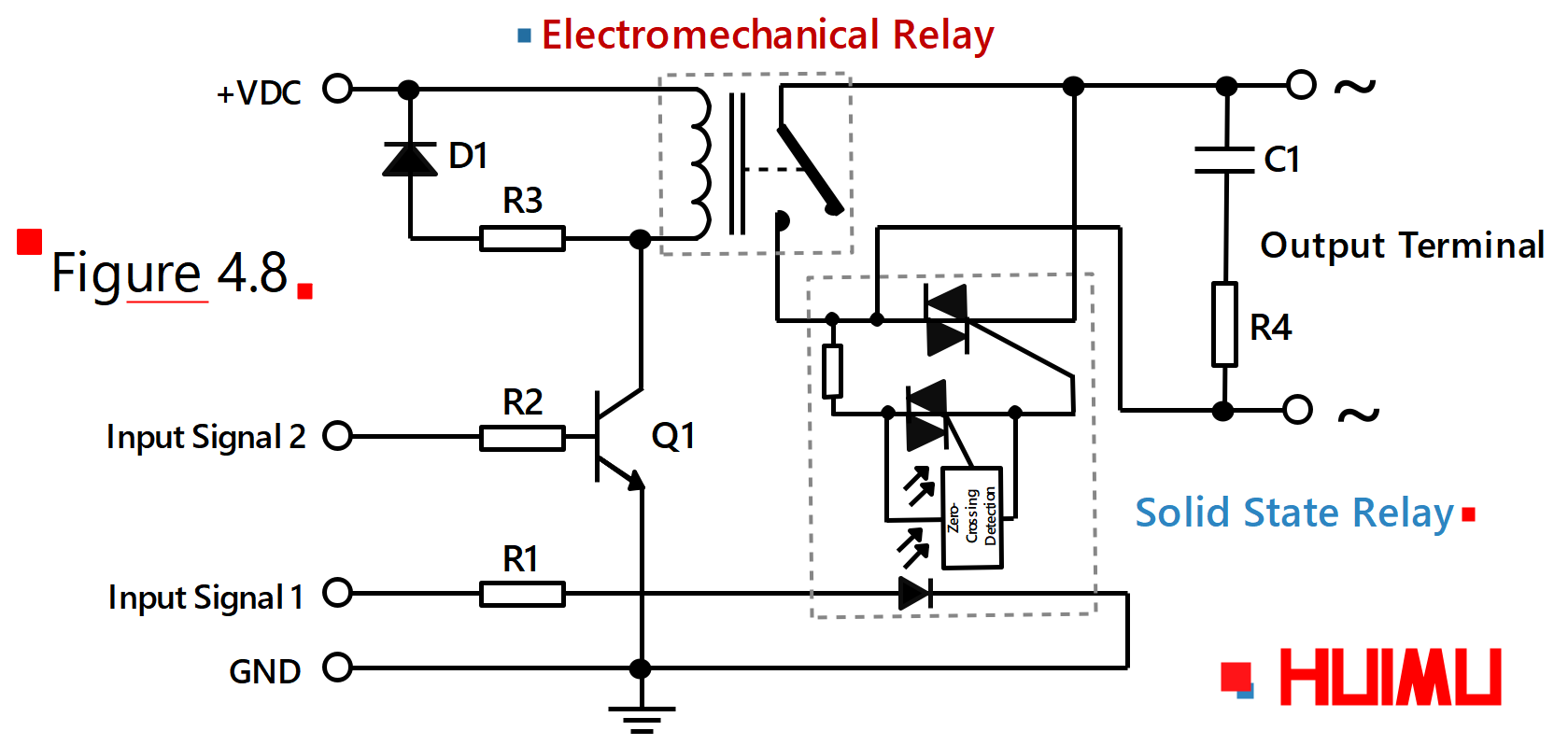 Structure_of_Hybrid_Solid_State_Relay