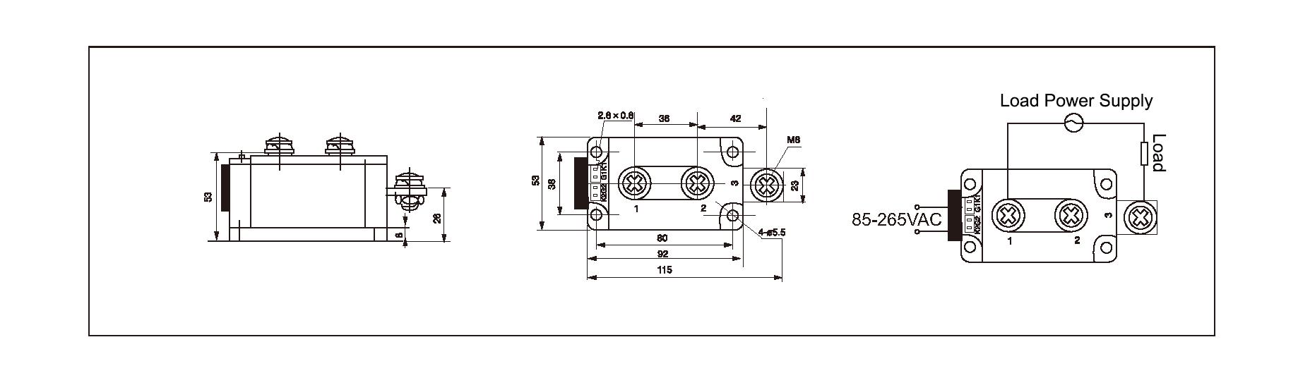 MGR-AH3400Z Huimu diagram