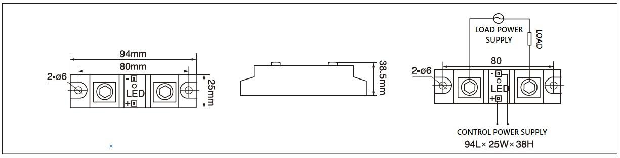 MGR-H3100P Huimu diagram