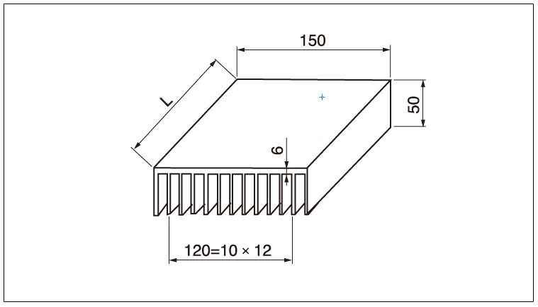 Air_Cooled_Radiator_Heat-Sink-Z_Huimu_diagram
