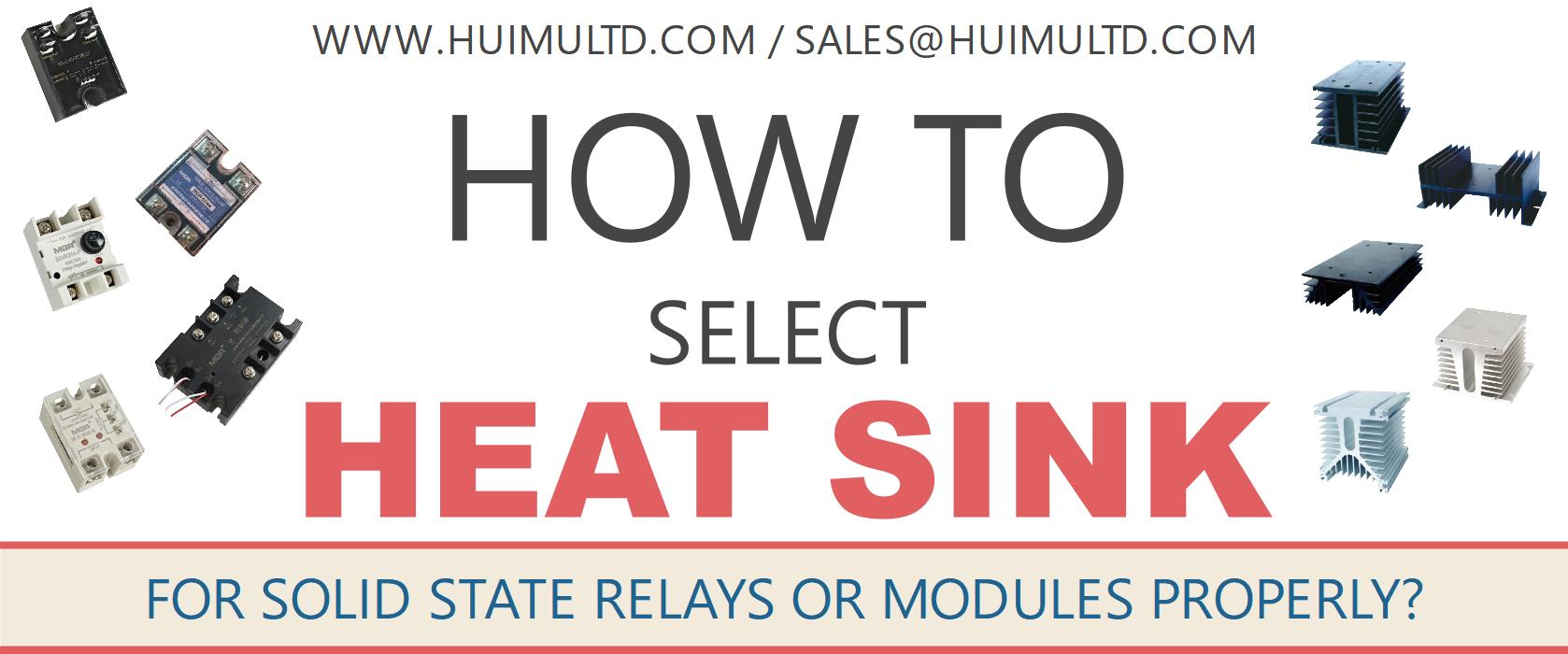 heat sink ssr select