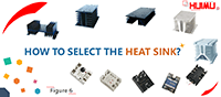 Applications of the heat sink / radiator