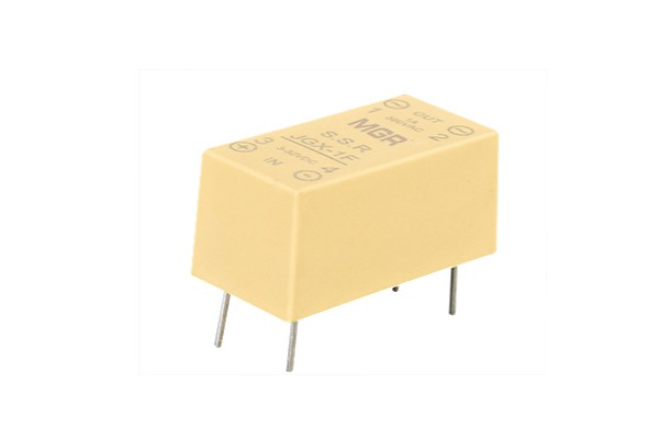 JGX_F Series (Plastic Housing) PCB Mount Solid State Relay