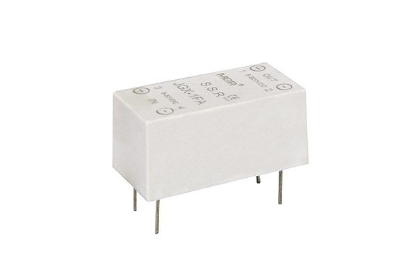 JGX_FA Series (Plastic Housing) PCB Mount Solid State Relay