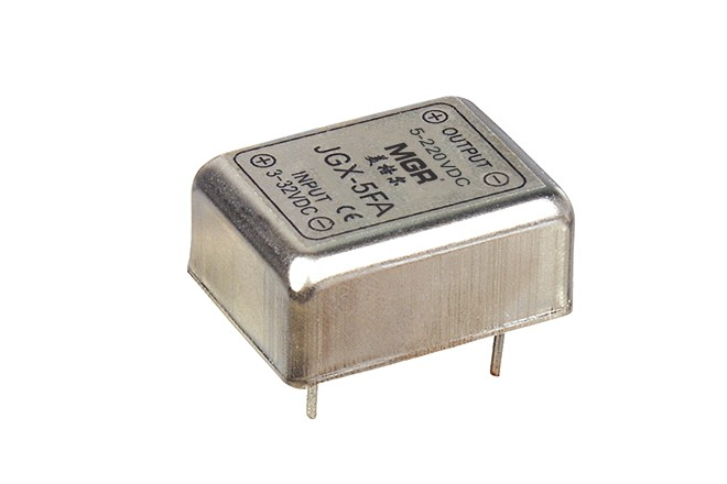 JGX_FA Series (Metal Housing) PCB Mount Solid State Relay