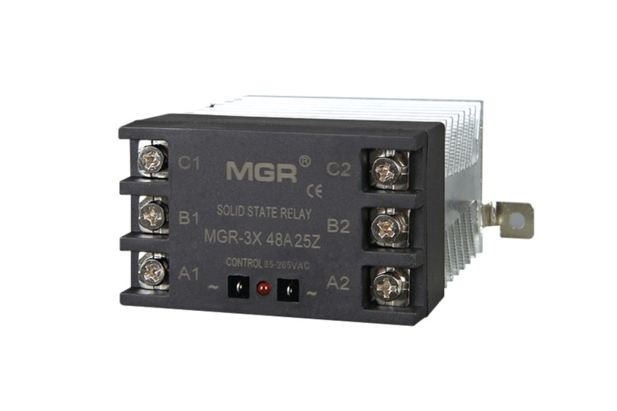 Product Image - MGR 3X 48A25Z