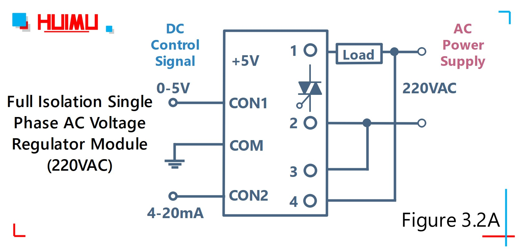 Wiring diode bridge rectifier and power thyristor module ... on