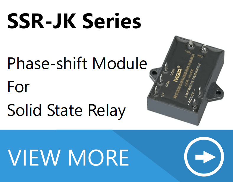 SSR-JK series cover