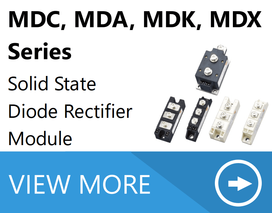 MDC, MDA, MDK, MDX series cover