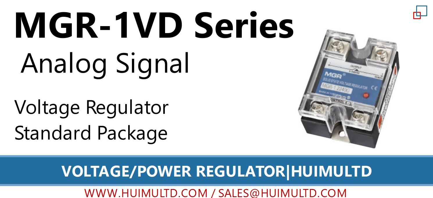 MGR-1VD Series Voltage Power Regulator
