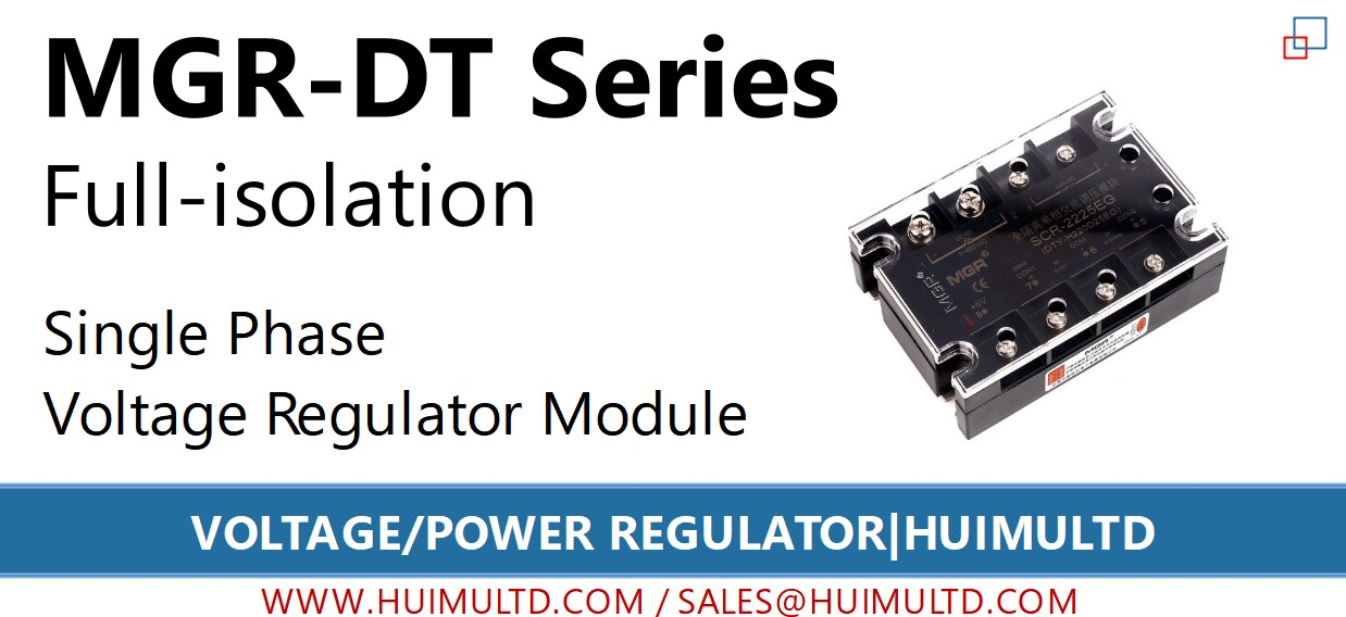 MGR-DT Series Voltage Power Regulator