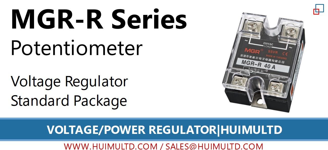 MGR-R Series Voltage Power Regulator