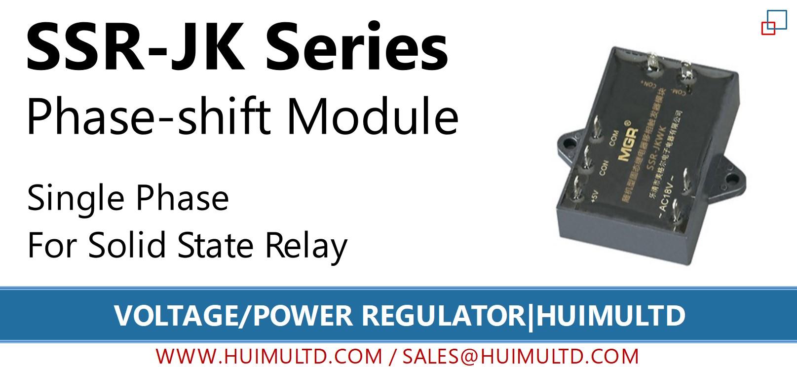 SSR-JK Series Voltage Power Regulator
