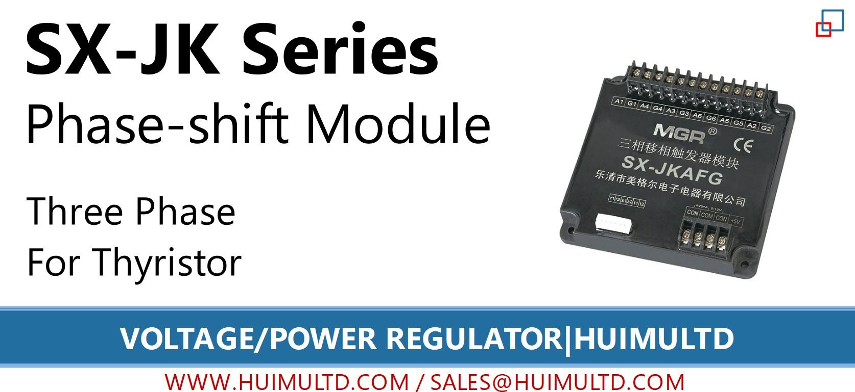 SX-JK Series Voltage Power Regulator