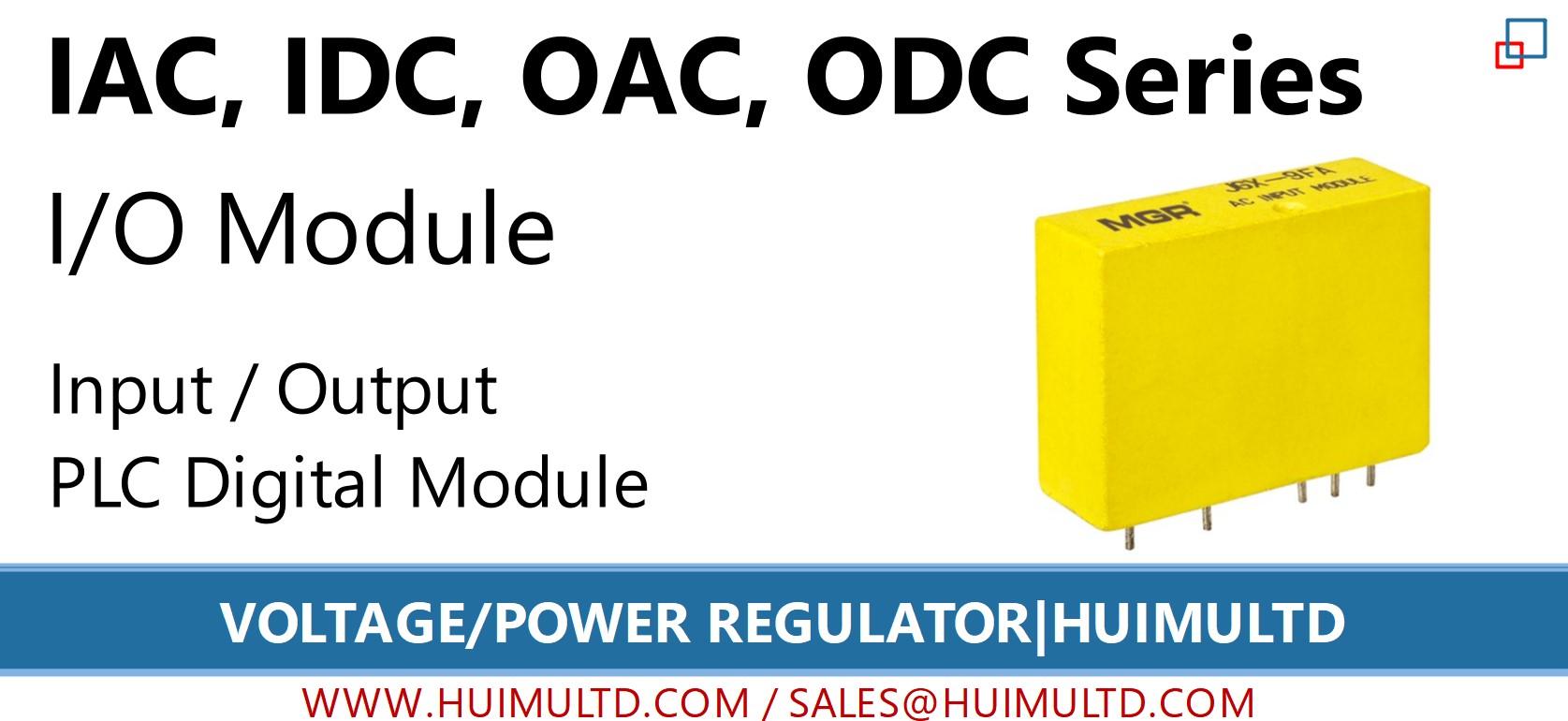 PLC Digital I-O Module