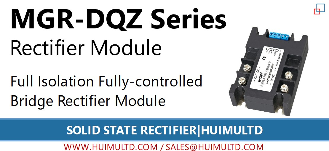 MGR-DQZ Series Solid State Rectifier