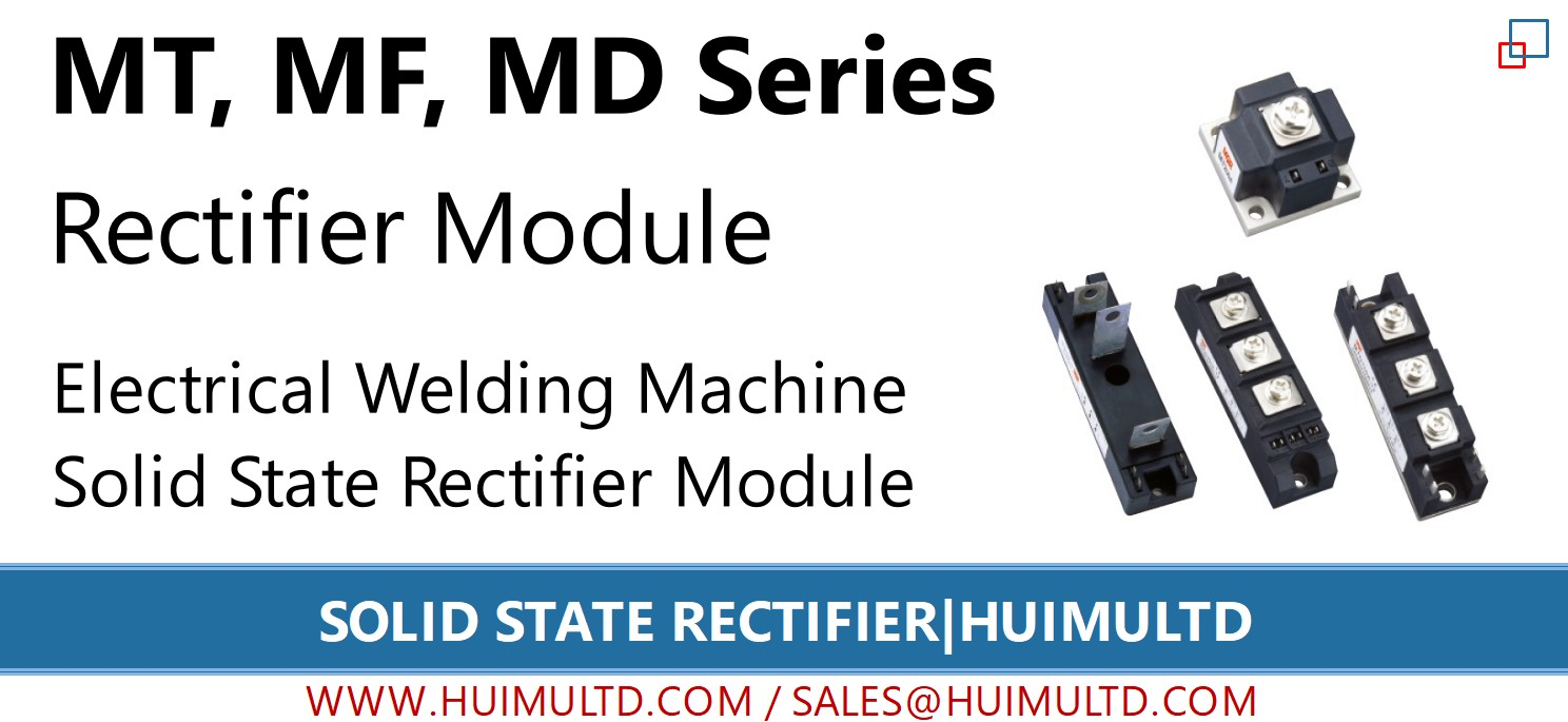 MT, MF, MD Series Solid State Rectifier