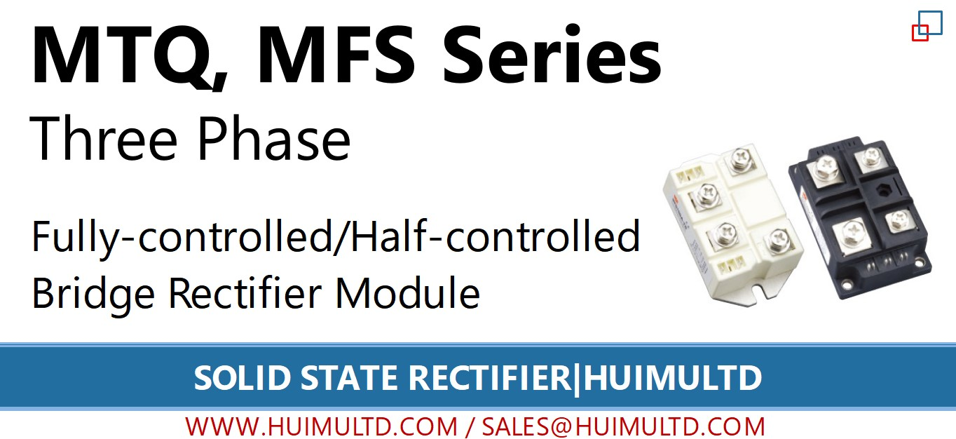MTQ, MFS Series Solid State Rectifier