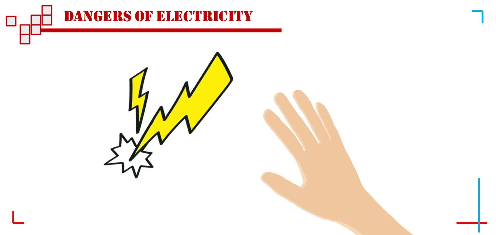 Know the dangers of electricity. More details via sales@huimultd.com