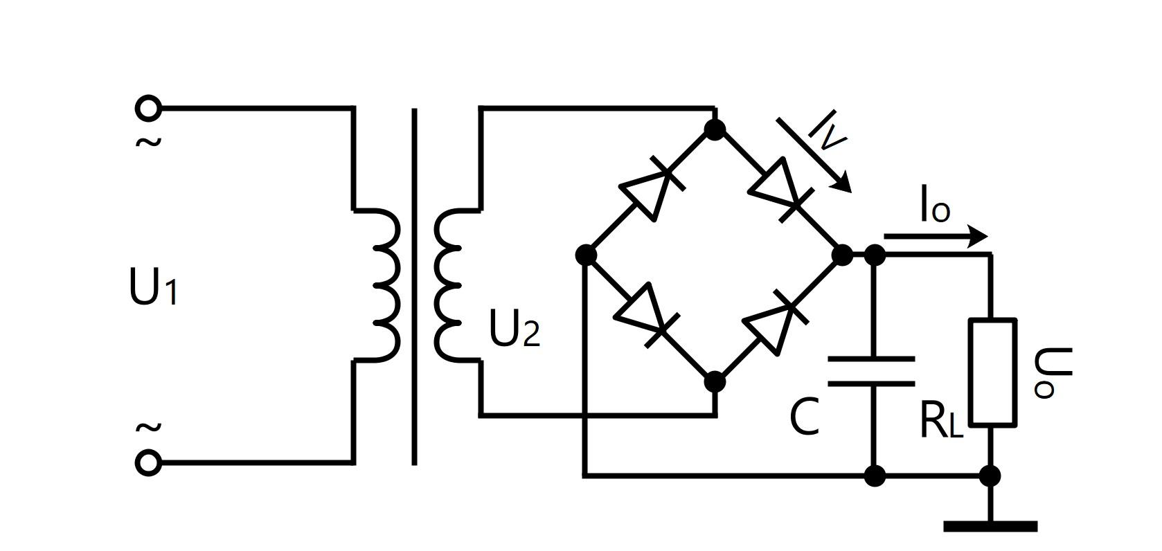 Single-Phase Bridge Rectification Filter Circuit. More details via sales@huimultd.com