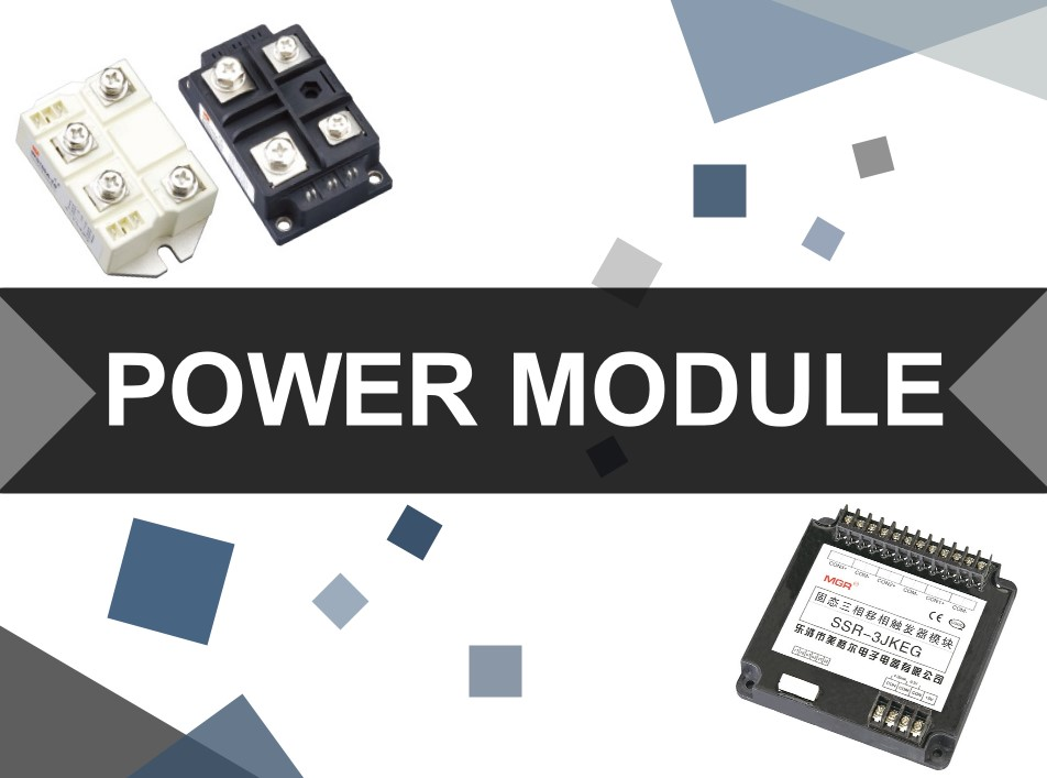 What is the power module?
