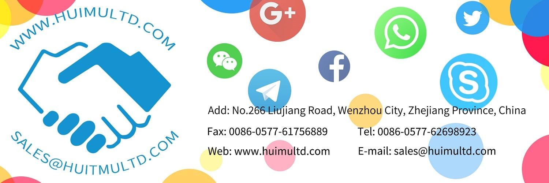 contactUs Huimu's info
