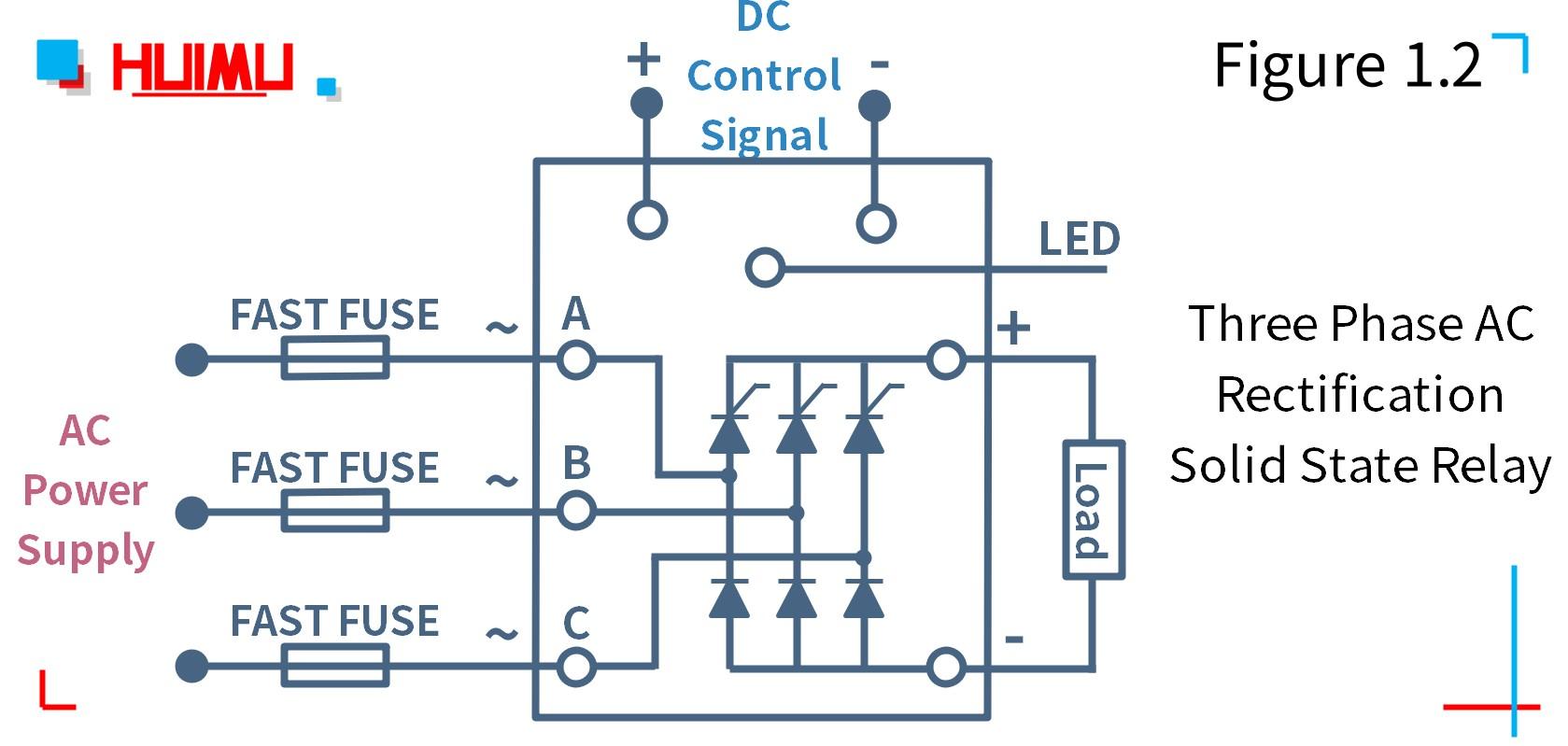 Rectifier Wiring Diagram from www.huimultd.com
