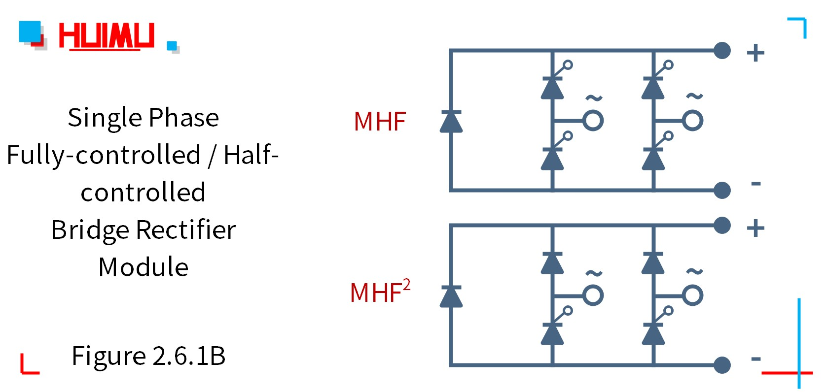 Wiring diagram of MHF 시리즈e