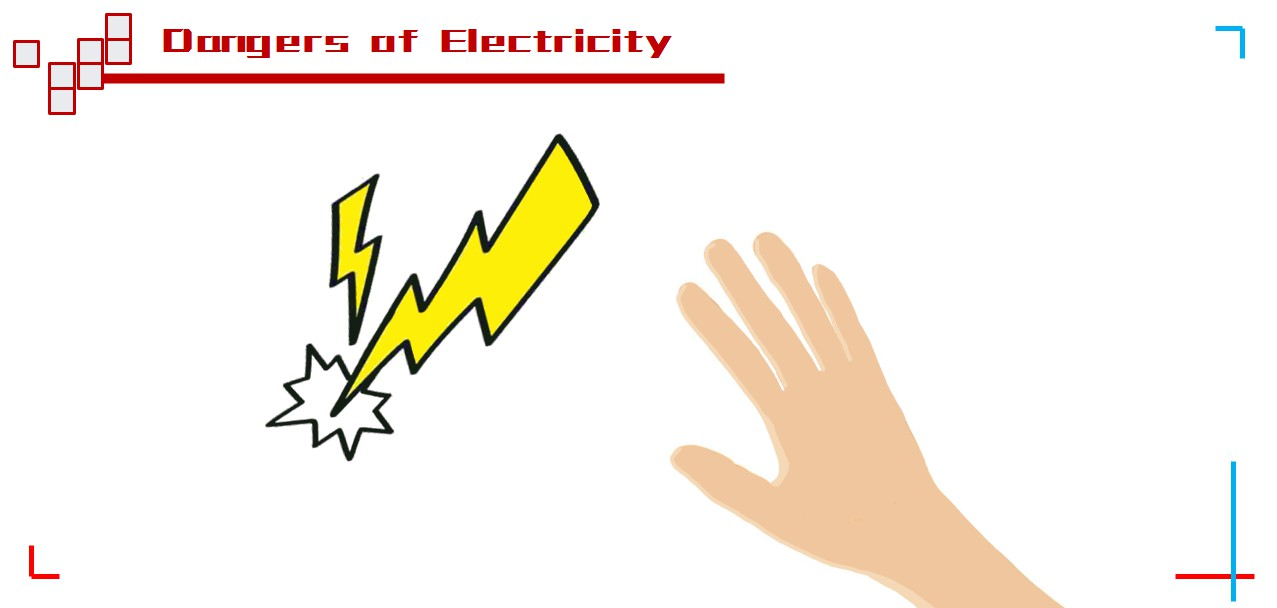 Know the dangers of electricity. More details via sales@huimultd.com