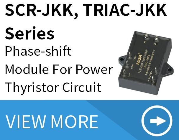 SCR-JKK, TRAIC-JKK series cover