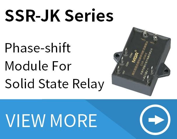 SSR-JK series cover