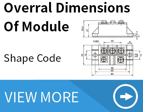 Overall Dimensions of Module cover
