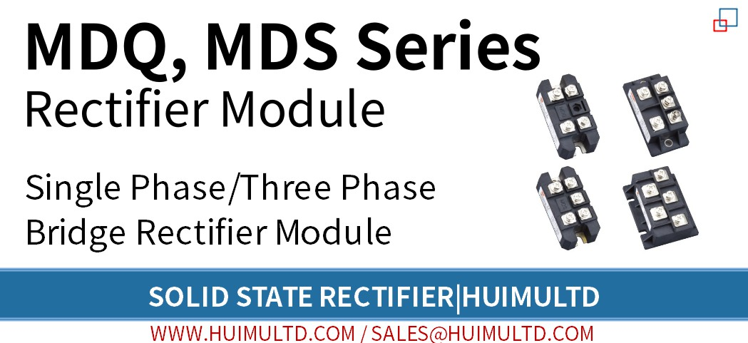 MDQ, MDS Series Solid State Rectifier