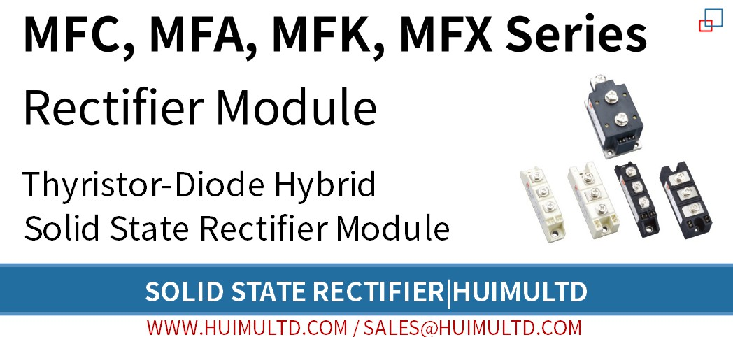 MFC, MFA, MFK, MFX Series Solid State Rectifier