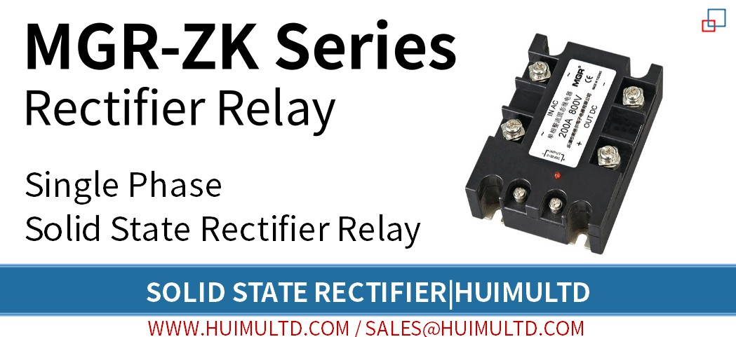 MGR-ZK Series Solid State Rectifier
