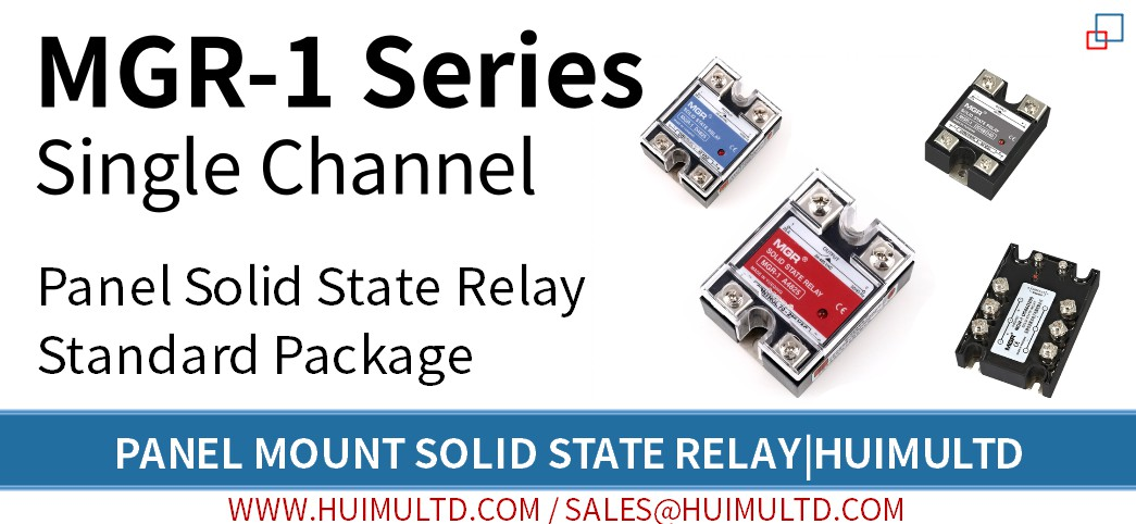 MGR-1 Series Panel Mount Solid State Relay