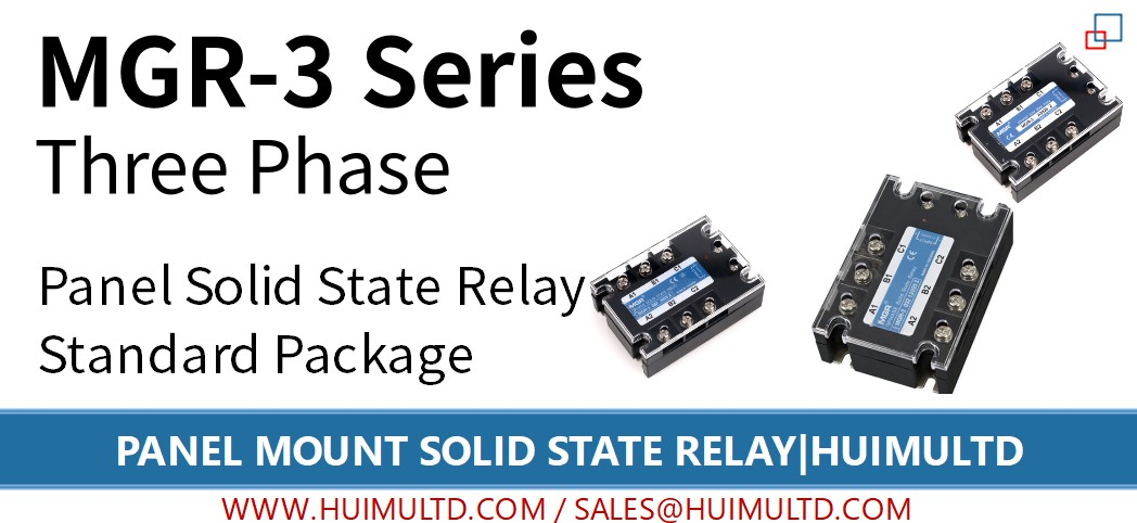 MGR-3 Series Panel Mount Solid State Relay