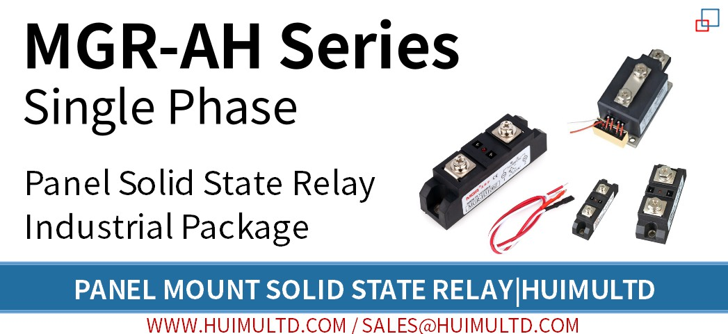 MGR-AH Series Panel Mount Solid State Relay