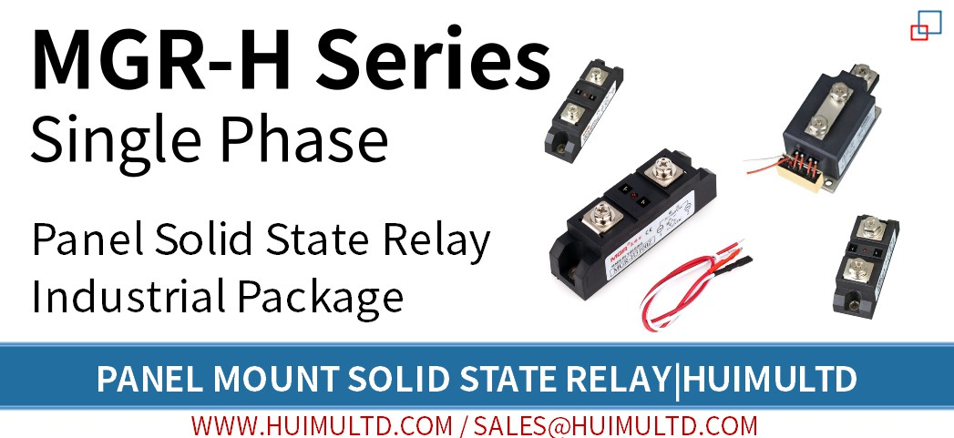 MGR-H Series Panel Mount Solid State Relay