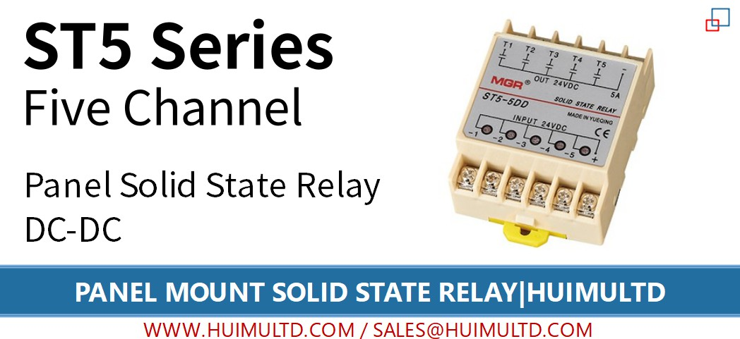 ST5 Series Panel Mount Solid State Relay