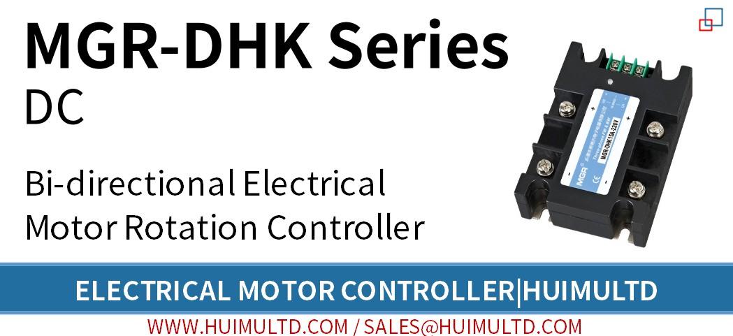 MGR-DHK Series Electrical Motor Controller