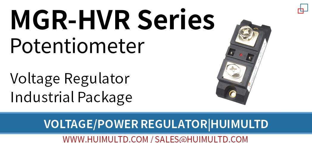 MGR-HVR Series Voltage Power Regulator