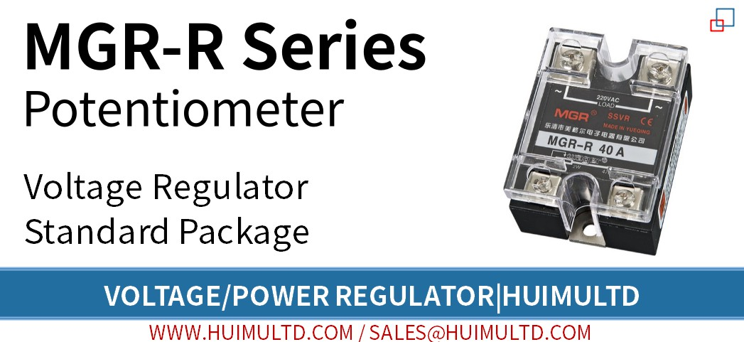 MGR-R Series Voltage Power Regulator