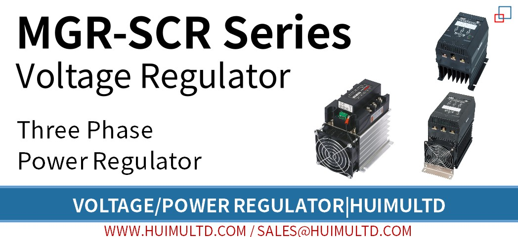 MGR-SCR Series Voltage Power Regulator