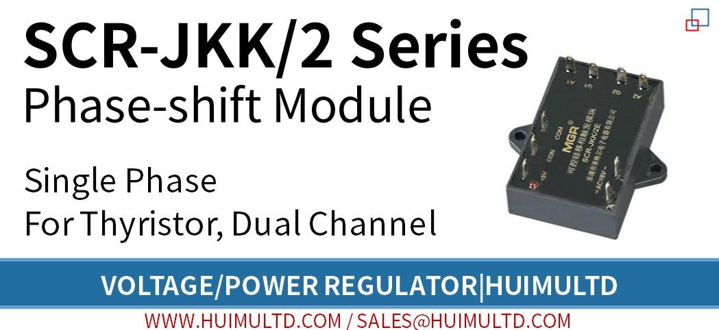 SCR-JKK/2 Series Voltage Power Regulator