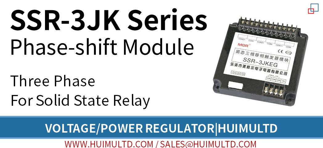SSR-3JK Series Voltage Power Regulator