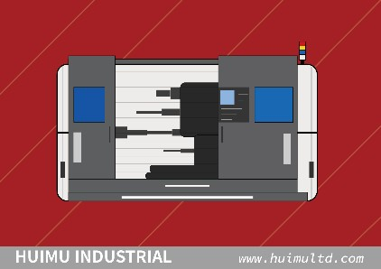 CNC Machine Tool image